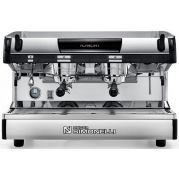 Nuova Simonelli Aurelia II Semi-Automatic 2 or 3 Group Espresso Machine