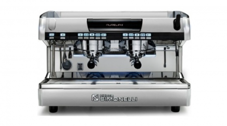 Nuova Simonelli Aurelia II Volumetric 2 or 3 Group Espresso Machine